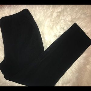 """Chico's """"Fabulously Slimming"""" black pants"""